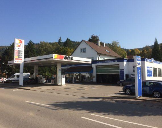 Schließung unserer Tankstelle zum 30.11.2018